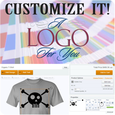 Personalize Your Apparel